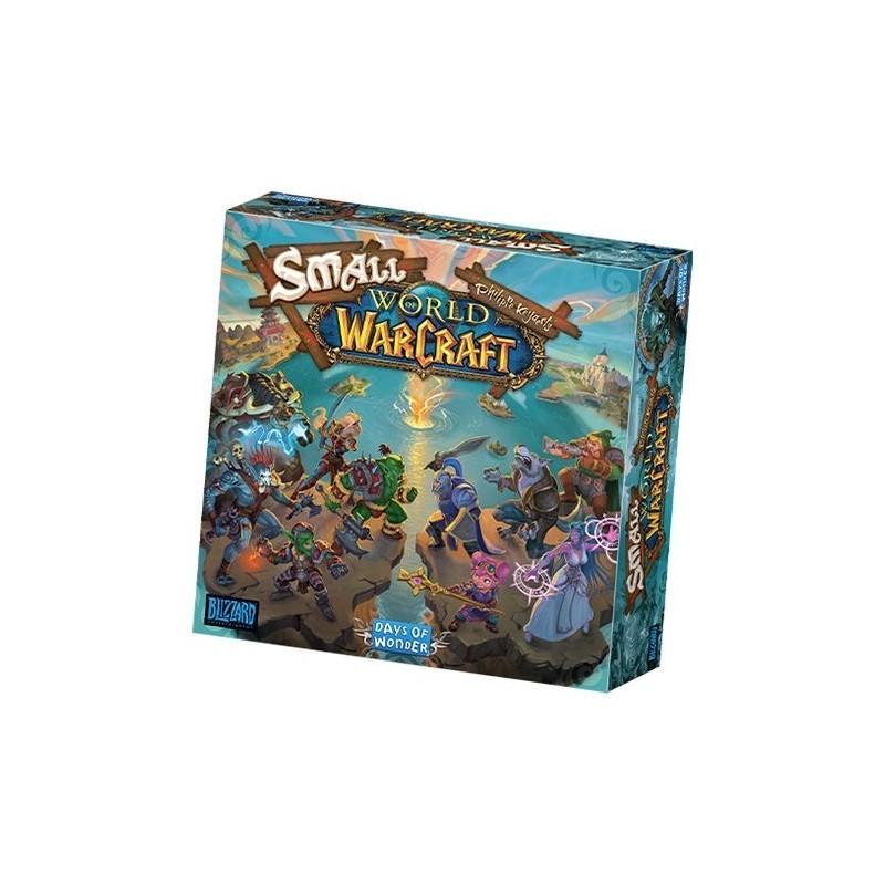 Smallworld of Warcraft Fr Days of Wonders