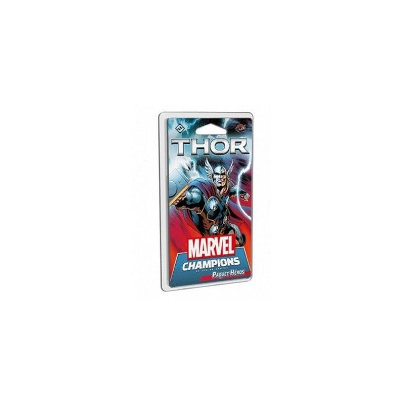 Marvel Champions Extension : Thor FR FFG