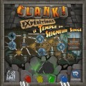 Clank! Expeditions 2 Le Temple du Seigneur FR Renegade game Studio origame