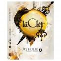 La Clef le livre jeu + lampe FR Fanelia Art Edition
