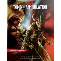 Dungeons Et Dragons V5 Tomb Of Annihilation VO