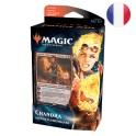 Magic Deck de planeswalker Chandra Core Set 2021 FR MTG The gathering