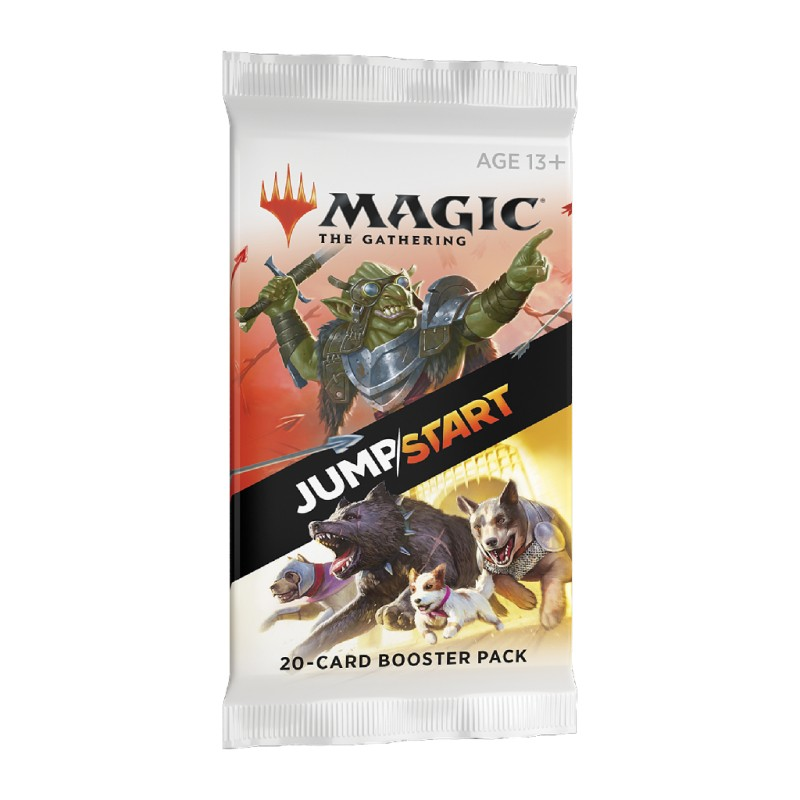 Magic Booster JumpStart Core set 2021 VO MTG The gathering