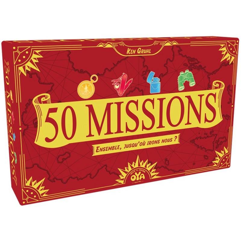 50 Missions FR Oya