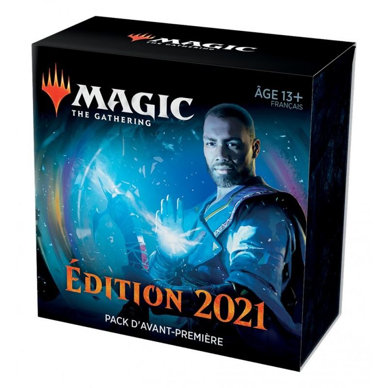 Magic Pack d'Avant premiere Core set 2021  FR MTG The gathering