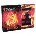 Magic Signature spellbook Chandra EN Wizards of the coast