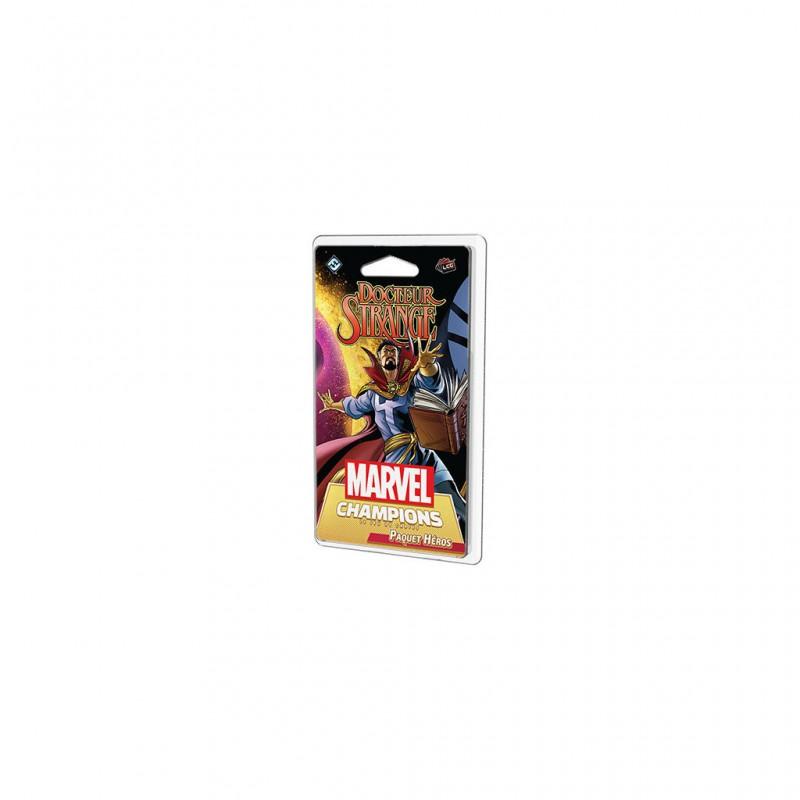 Marvel Champions Extension : Docteur Strange FR FFG